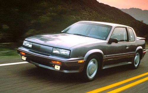 1991 Oldsmobile Cutlass C exterior #2