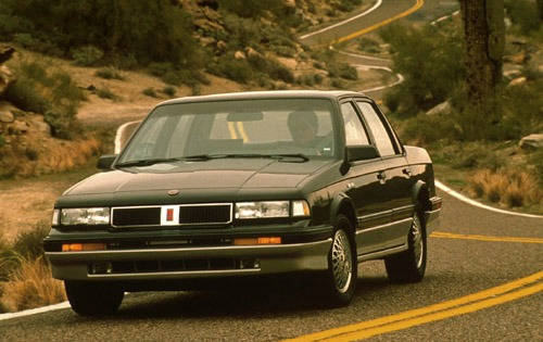 1990 Oldsmobile Cutlass C exterior #1