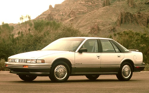 1990 Oldsmobile Cutlass S exterior #1