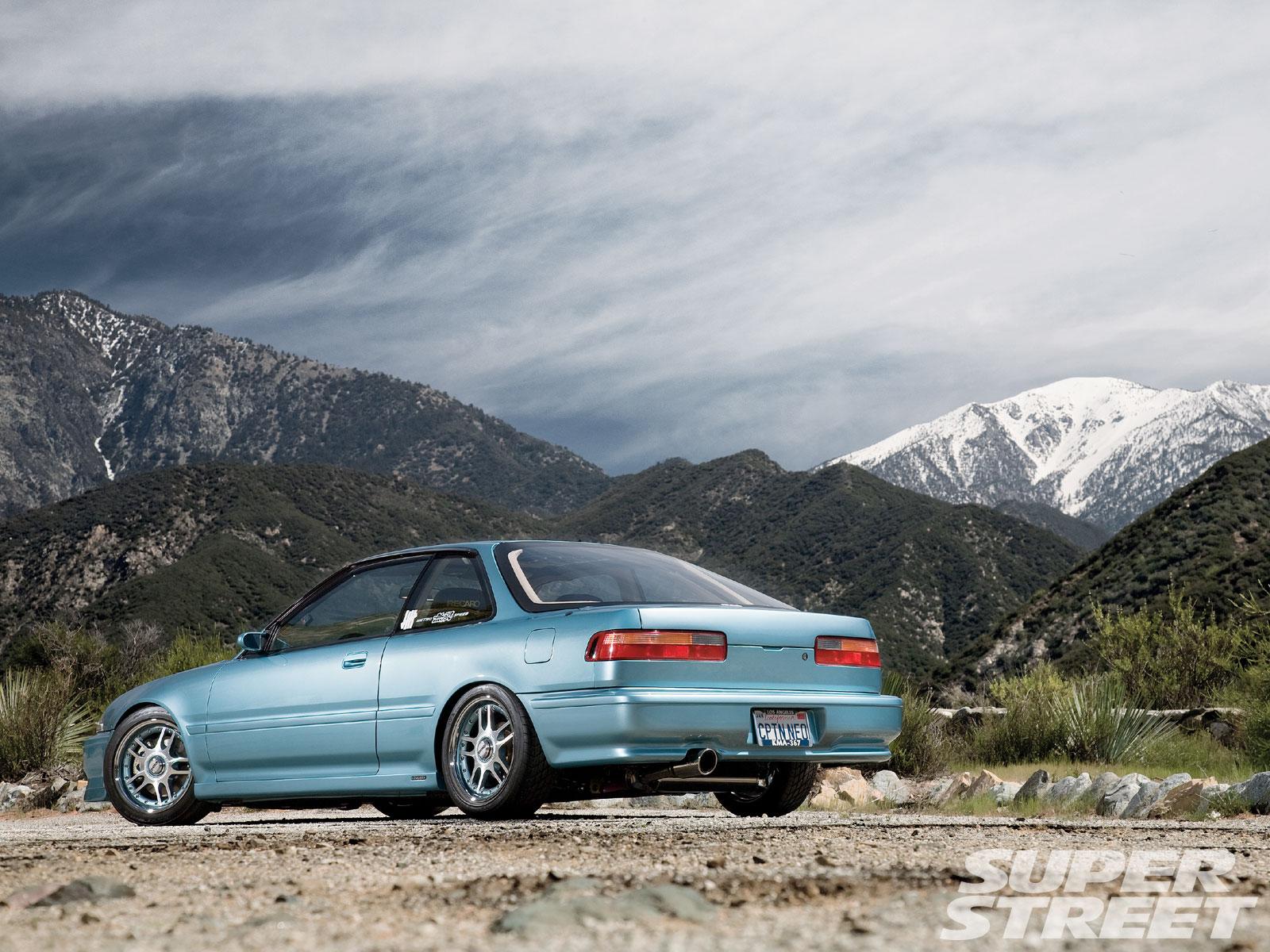 1991 Acura Integra Image 9