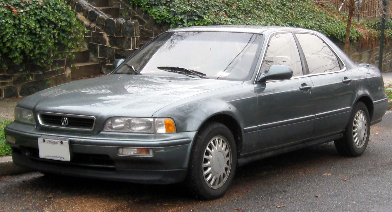 1991 Acura Legend Information And Photos Zombiedrive 91 Engine Diagram 7