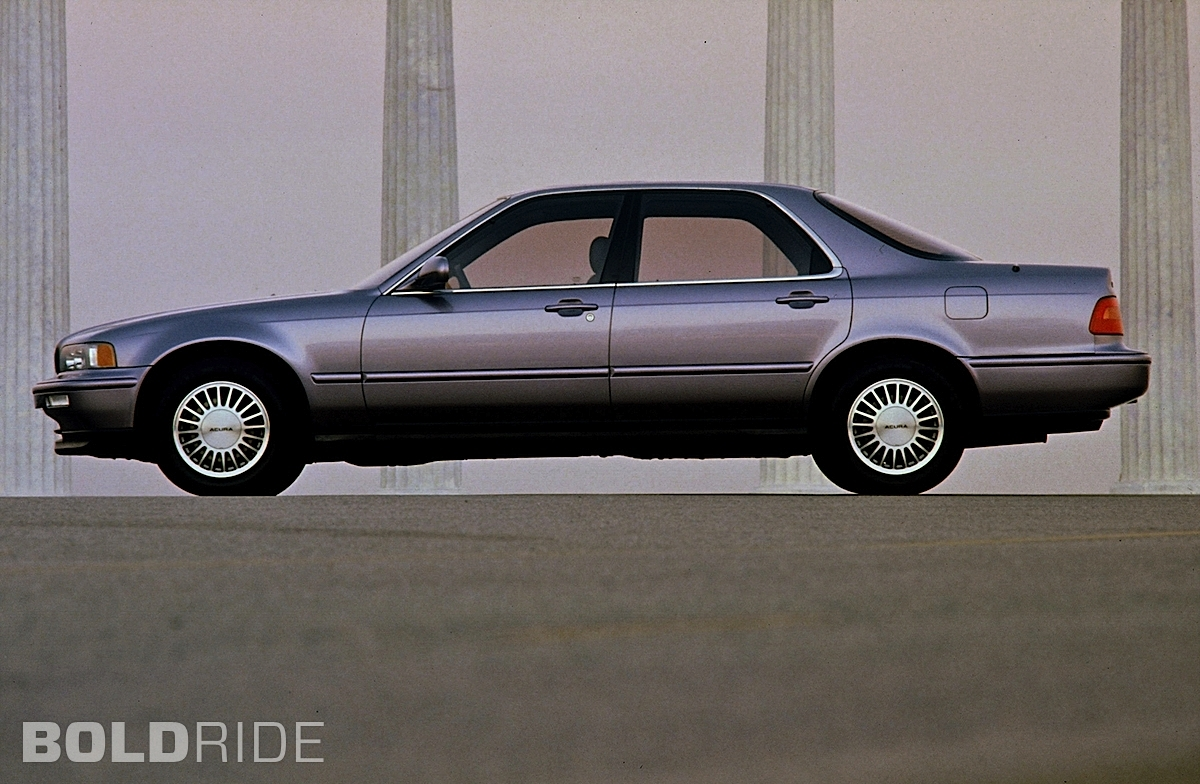 ACURA LEGEND Image - Acura legend 1991