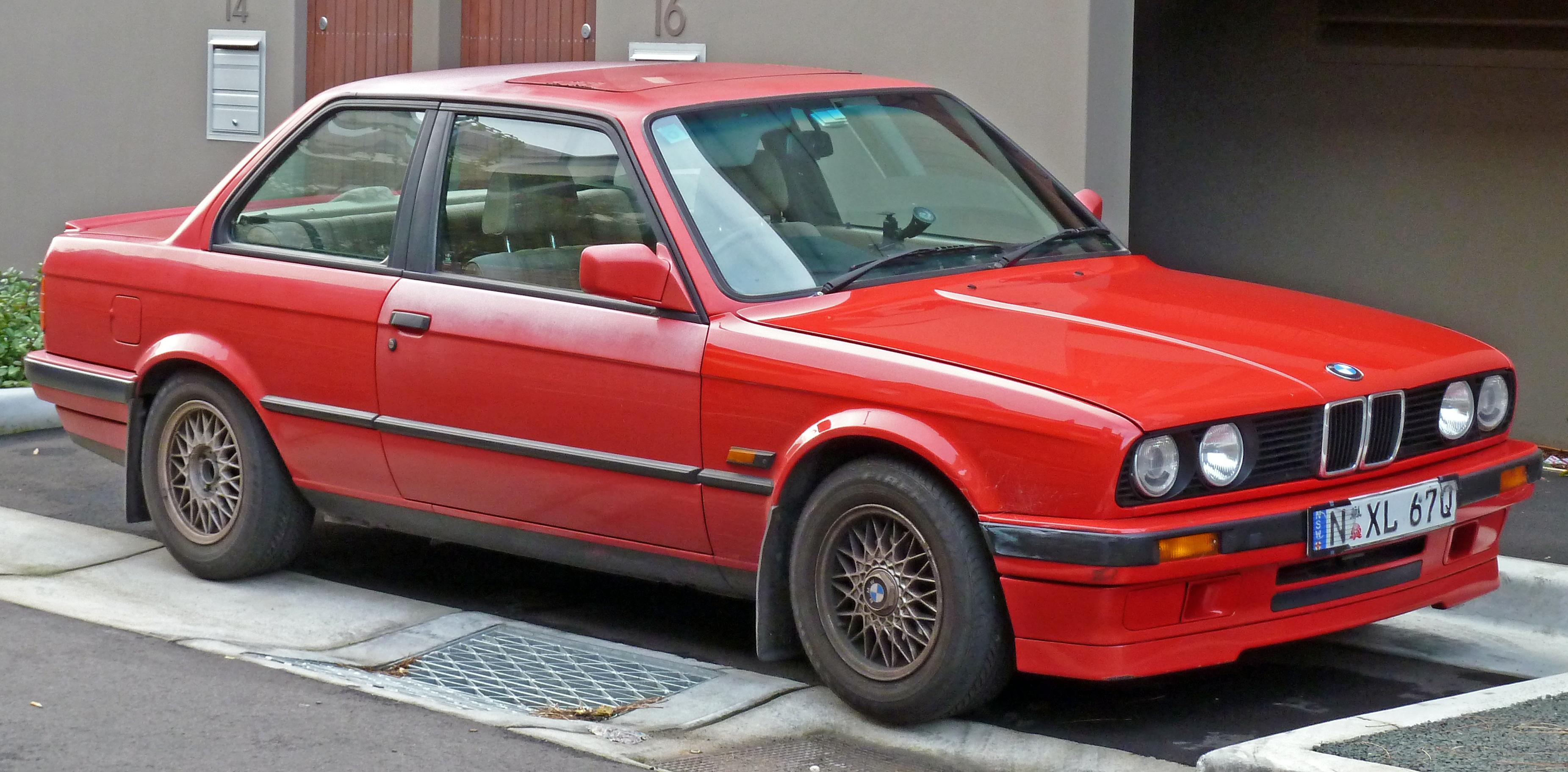 1991 Bmw M3 Image 3