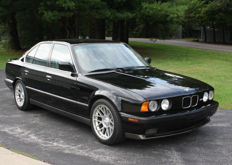 1991 BMW M5  Information and photos  ZombieDrive