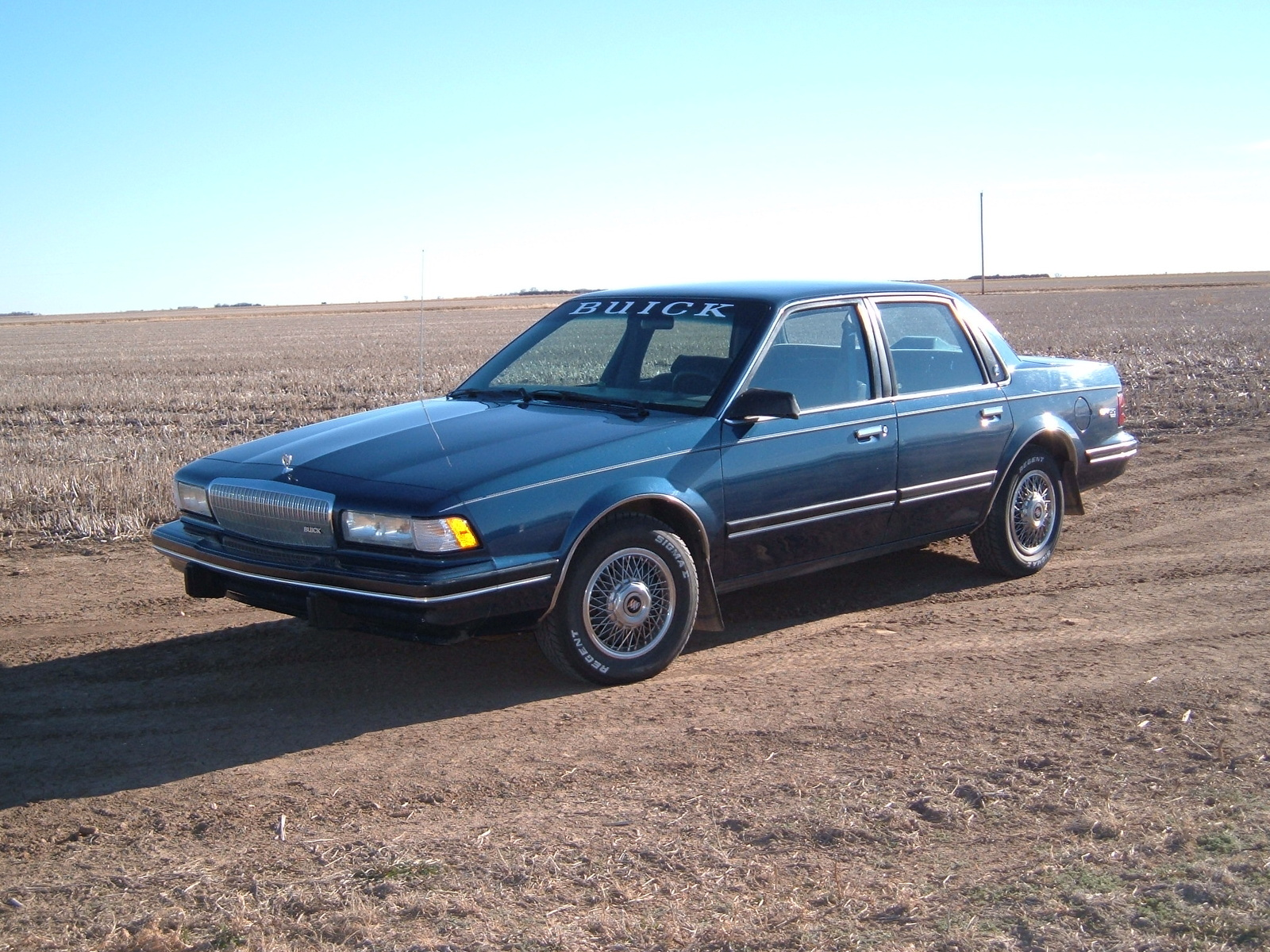 1991 Buick Century Information And Photos Zombiedrive