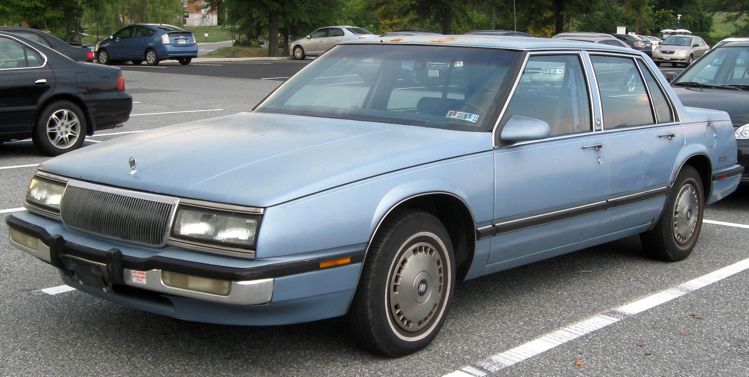 1991 buick lesabre 5 buick lesabre 5