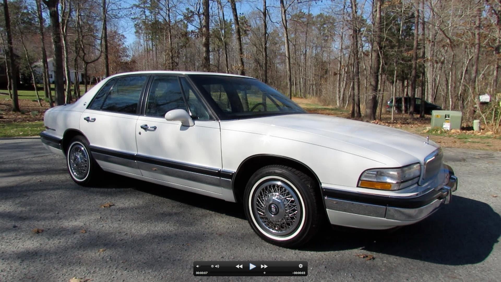 1991 buick park avenue 9 buick park avenue 9