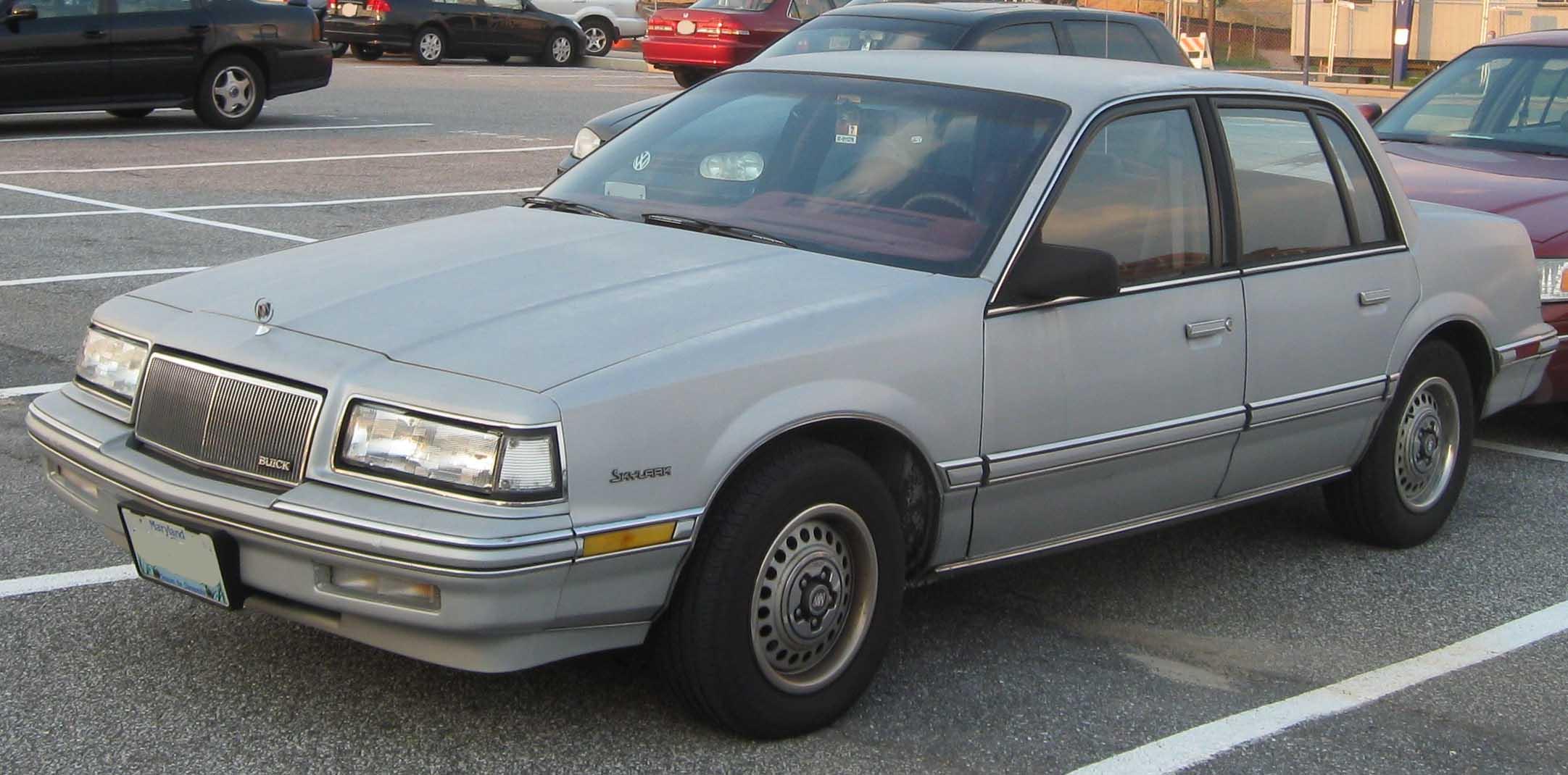 1991 buick skylark 11 buick skylark 11