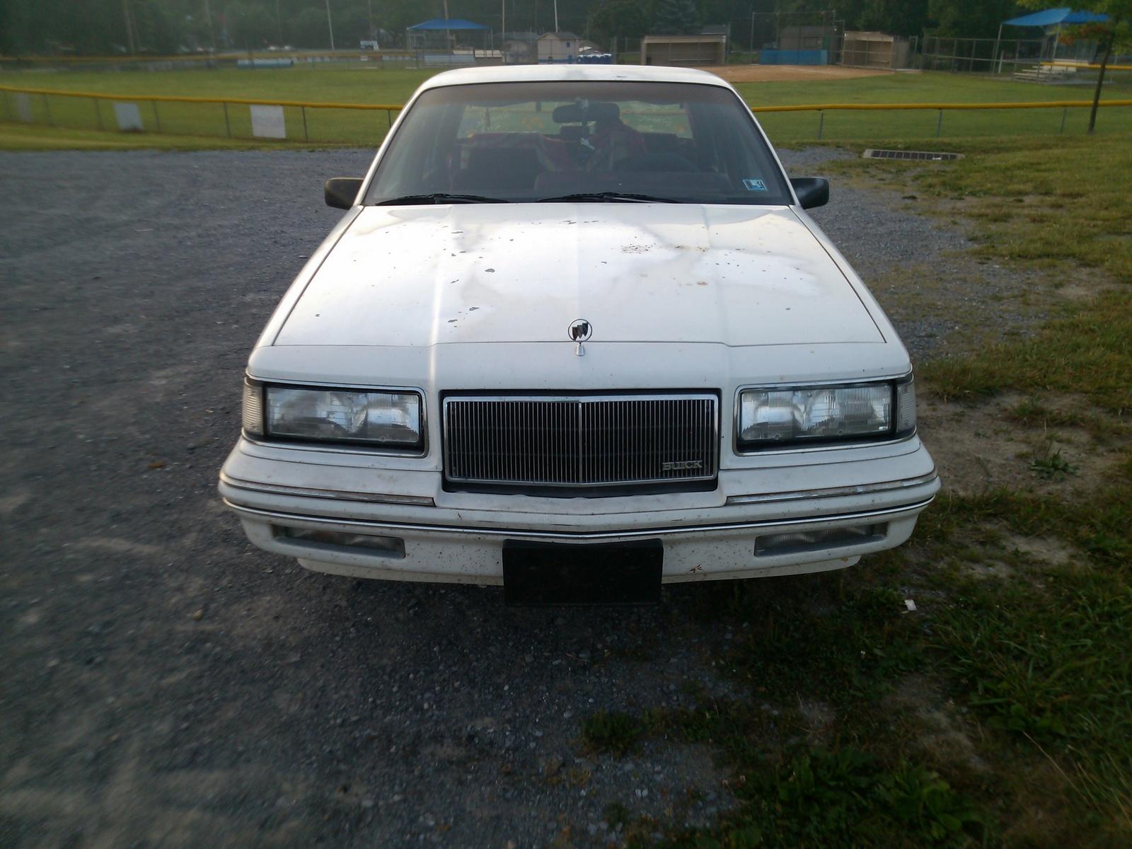 1991 Buick Skylark 4