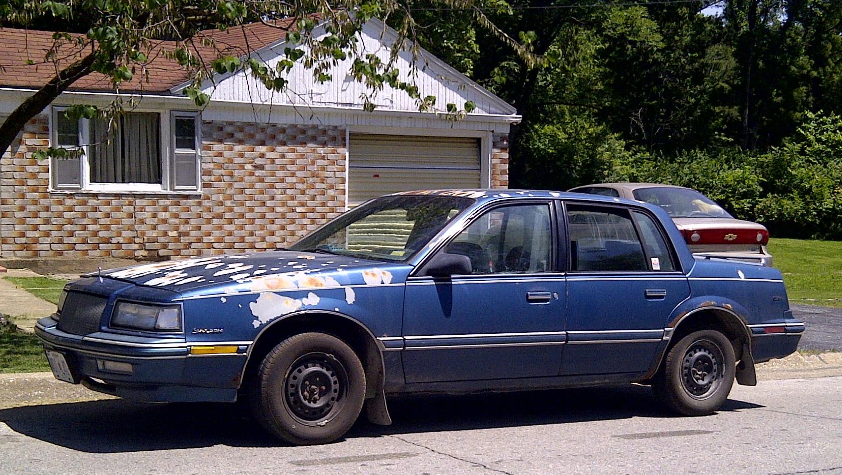 1991 buick skylark 5 buick skylark 5