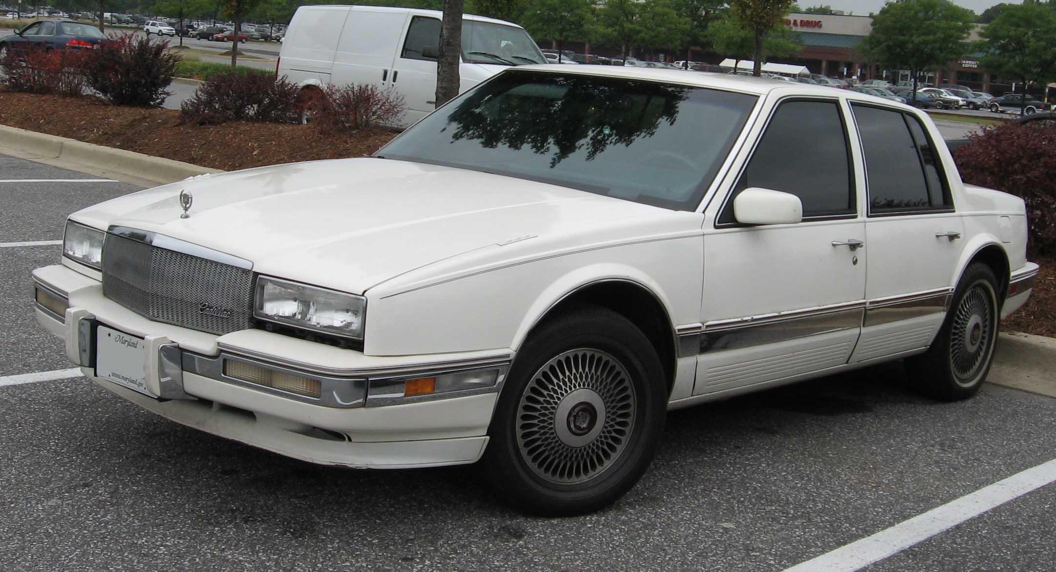 1991 Cadillac Seville Image 7
