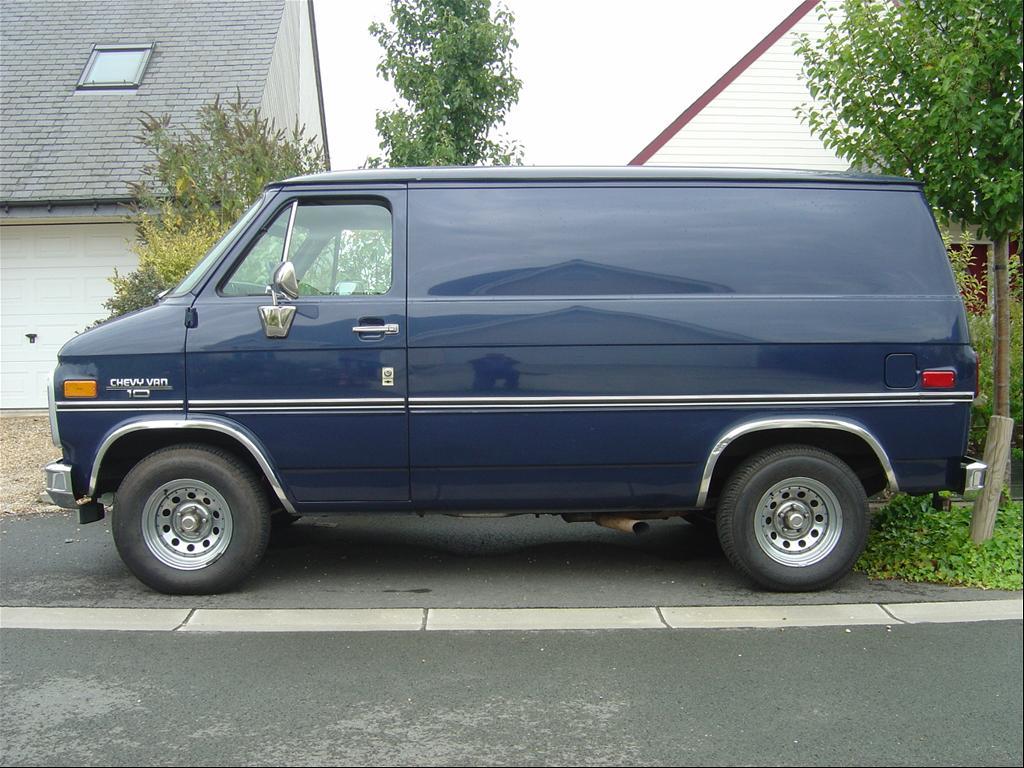 1988 chevy van 30