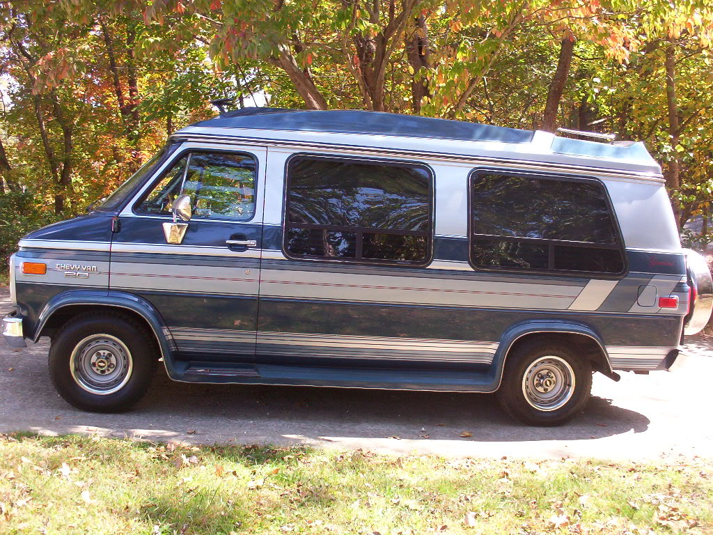 2017 Conversion Van >> 1991 CHEVROLET CHEVY VAN - Image #4