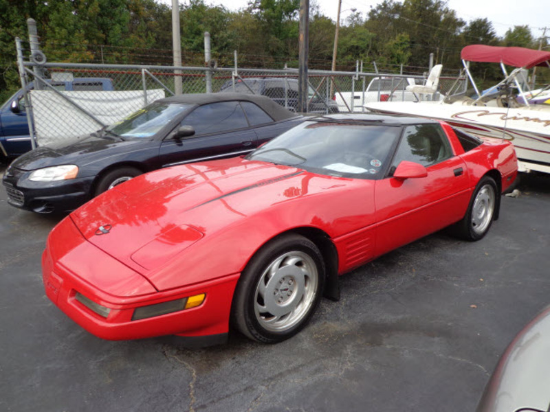 Corvette For Sale >> 1991 CHEVROLET CORVETTE - Image #4