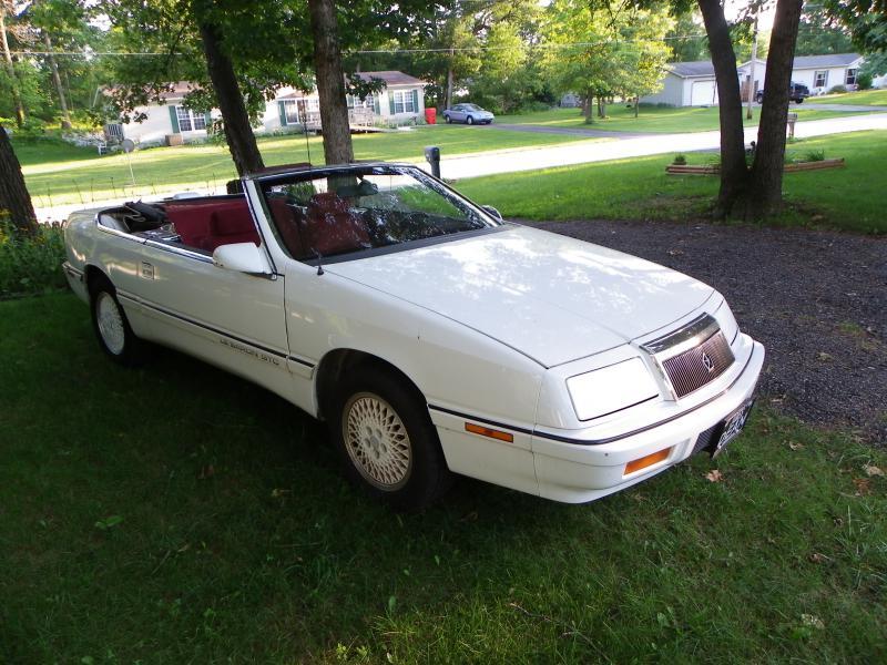 1991 Chrysler Le Baron  Information and photos  ZombieDrive
