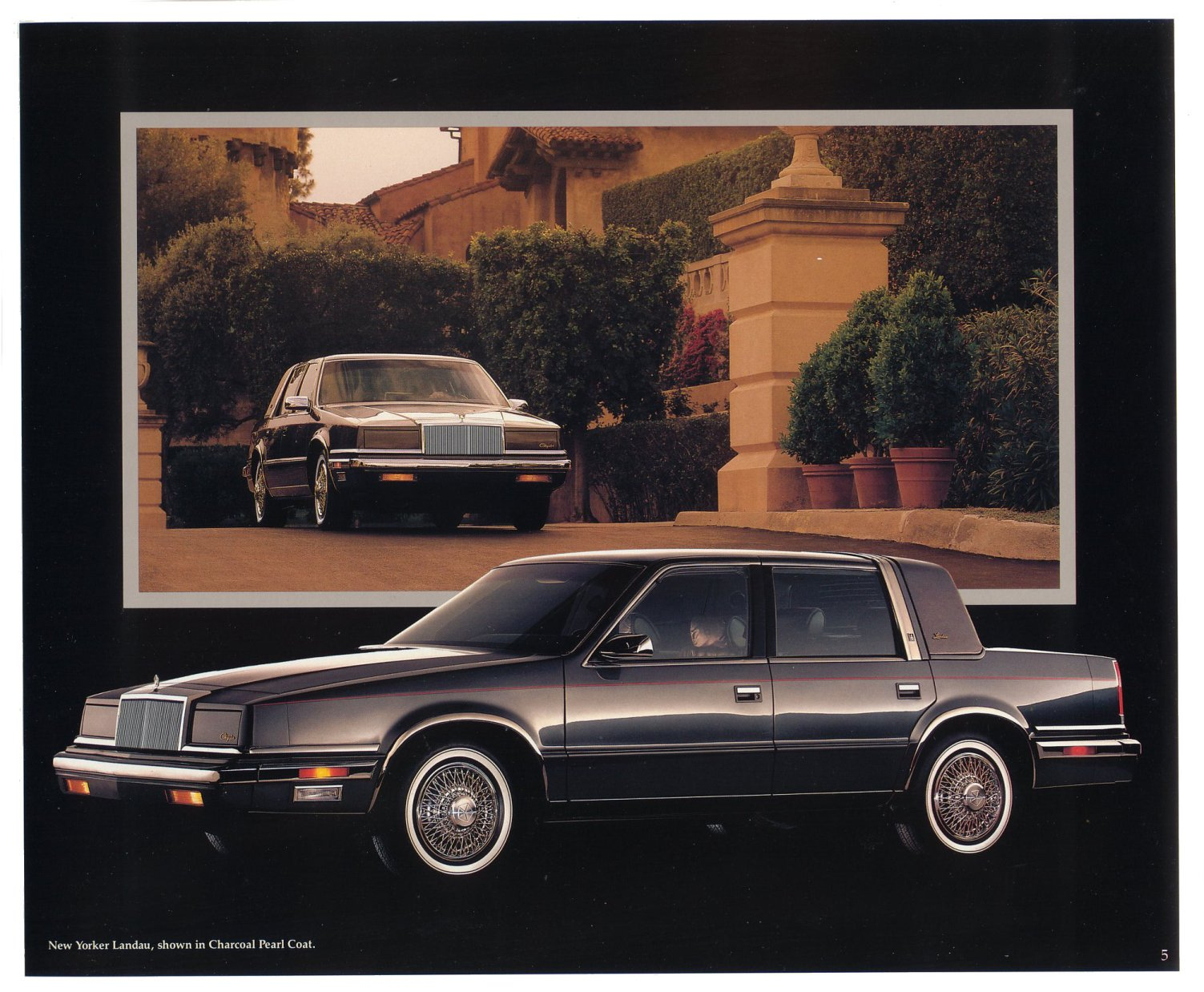 chrysler new yorker 8