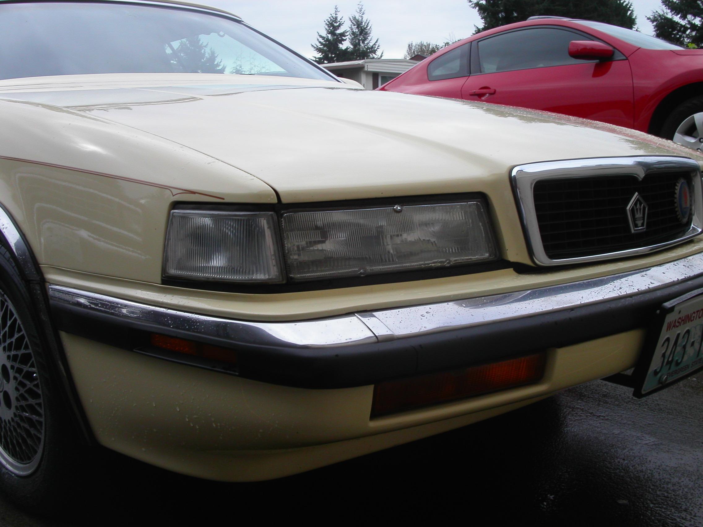 Chrysler >> 1991 CHRYSLER TC - Image #9