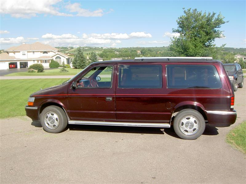 Dodge Conversion Van >> 1991 DODGE GRAND CARAVAN - Image #9