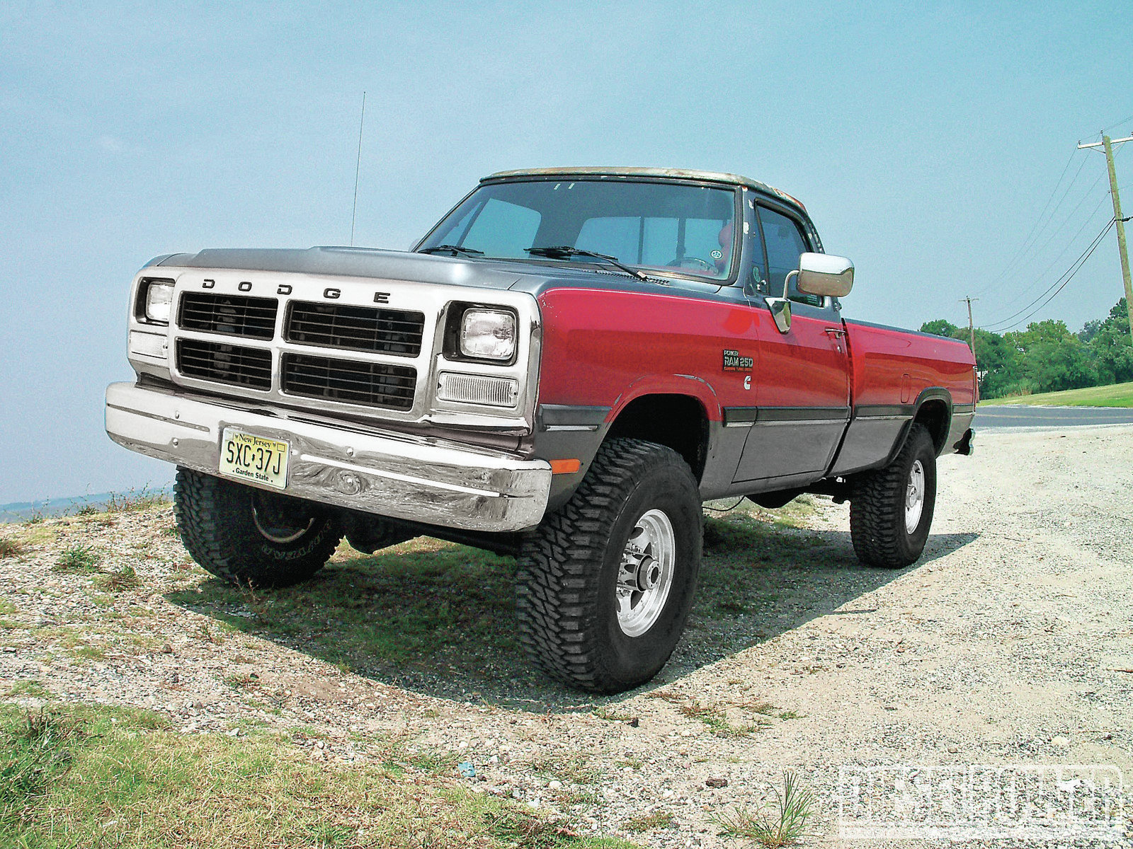 1991 dodge ram 250 information and photos zombiedrive. Black Bedroom Furniture Sets. Home Design Ideas