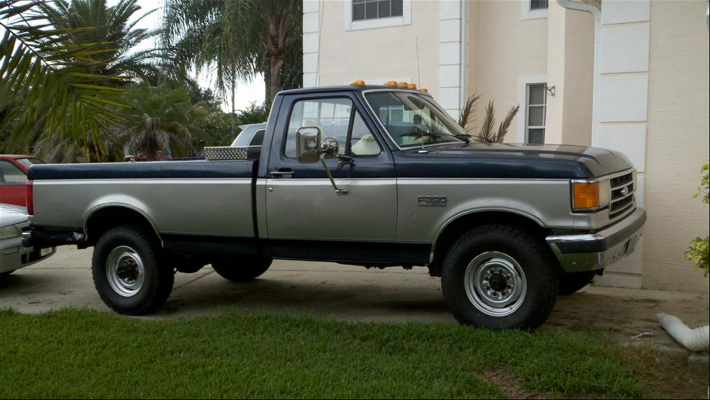 1991 Ford F 250 Image 2