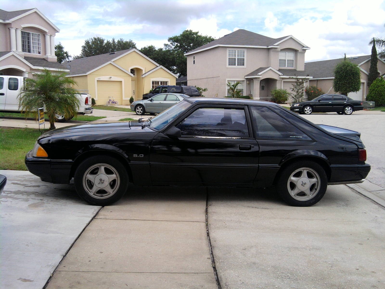 1991 Ford Mustang #3