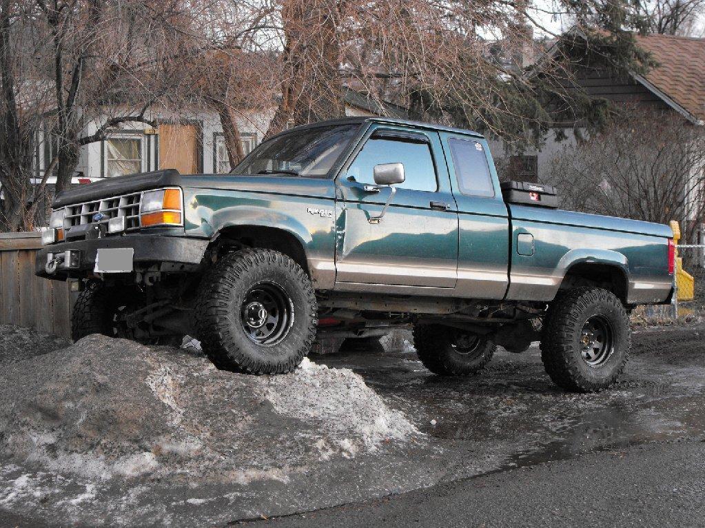 1991 Ford Ranger Image 1