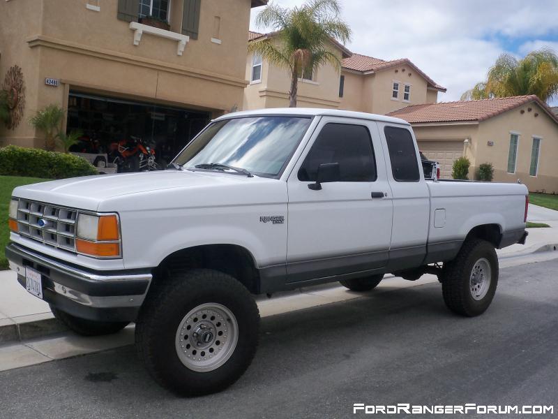 1991 Ford Ranger Image 7