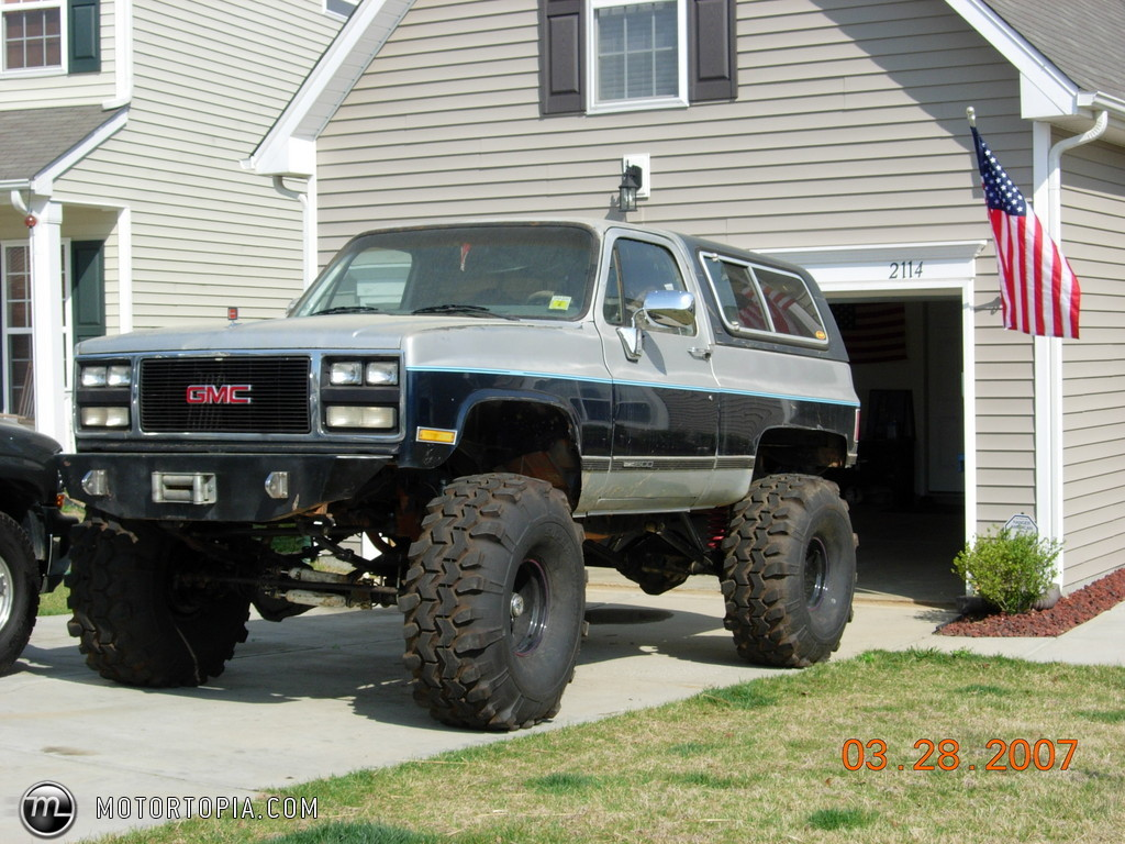 GMC Jimmy #7