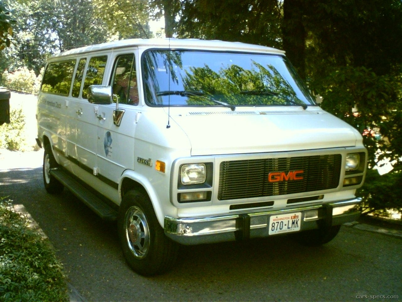 GMC Rally Wagon #6
