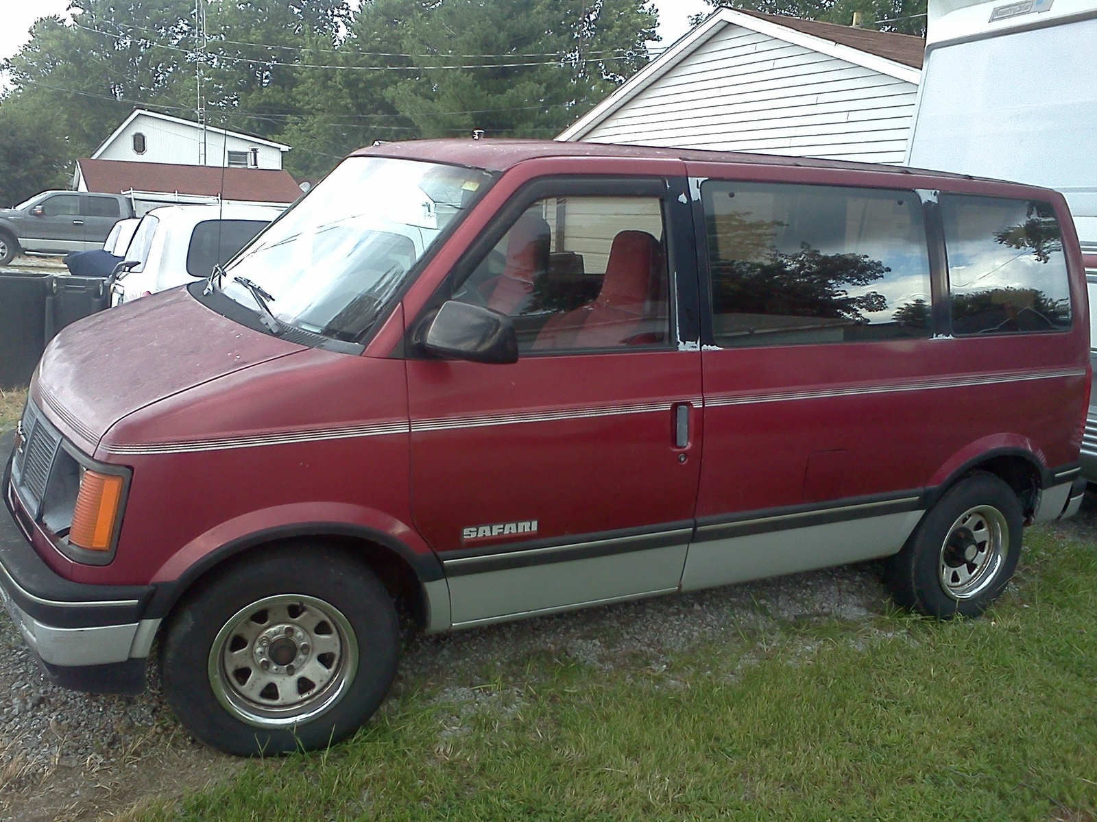 GMC Safari #3