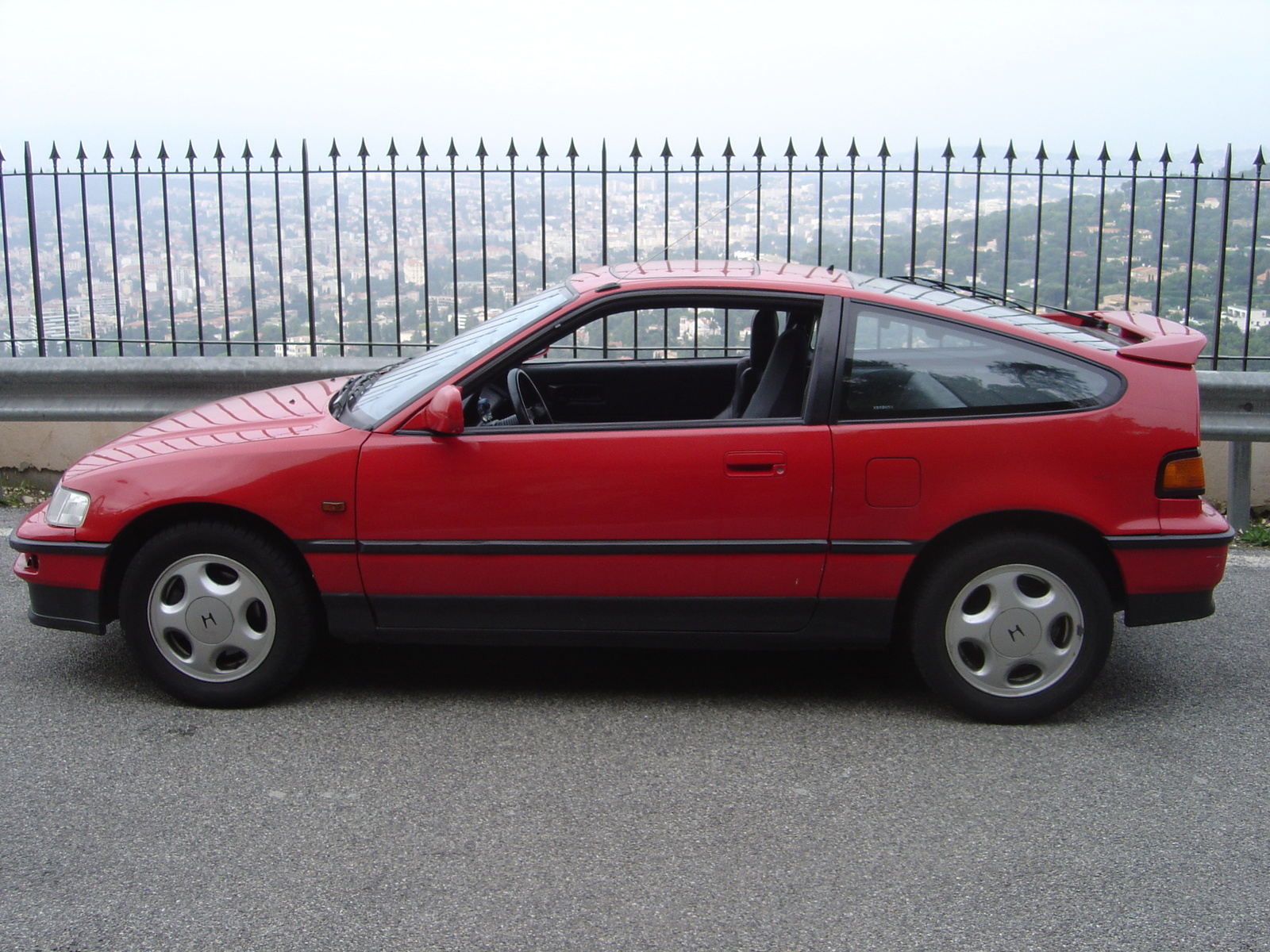 High Quality 1991 Honda Civic CRX #8 Honda Civic CRX #8