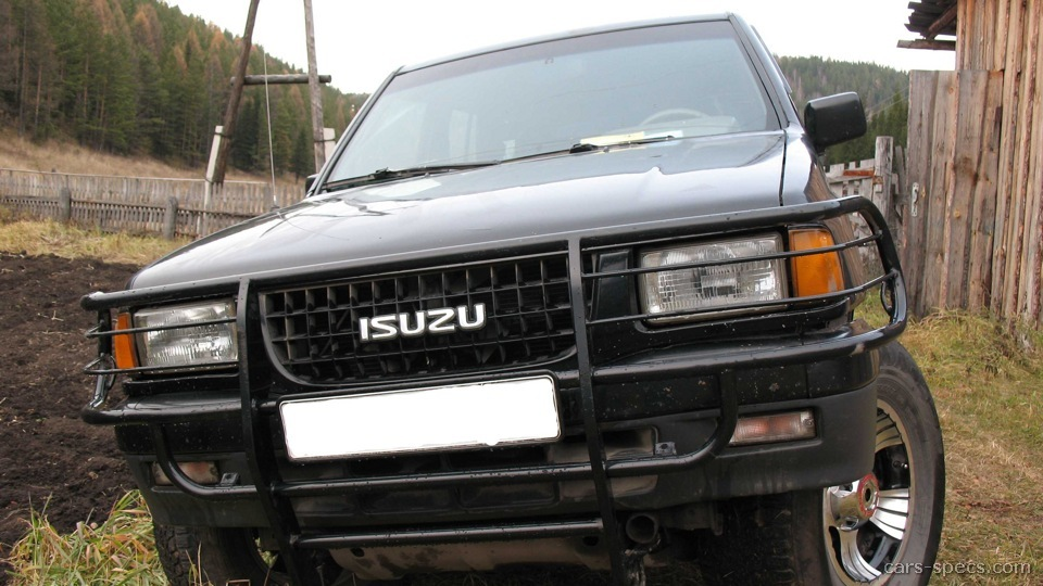 Isuzu Rodeo #11
