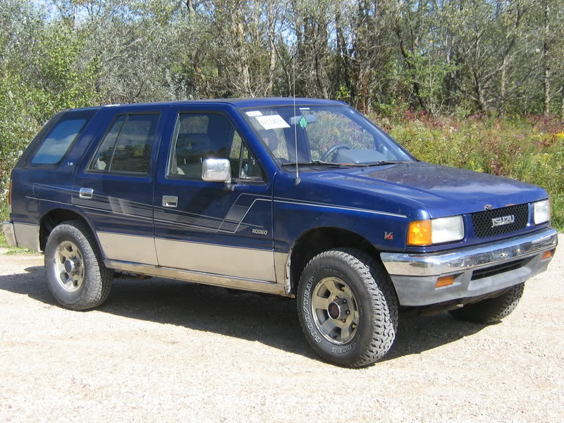 Isuzu Rodeo #12