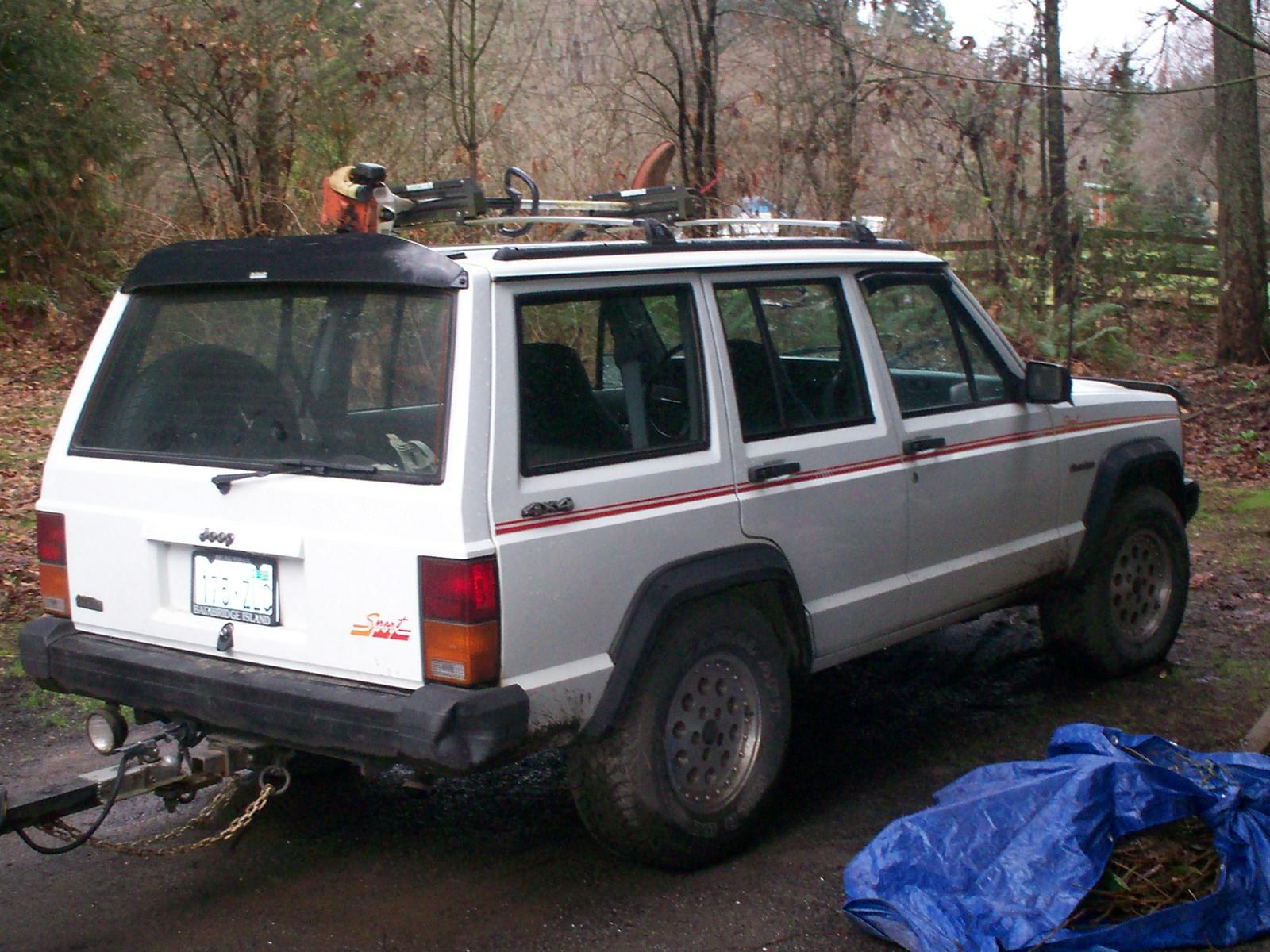 1991 Jeep Cherokee 6