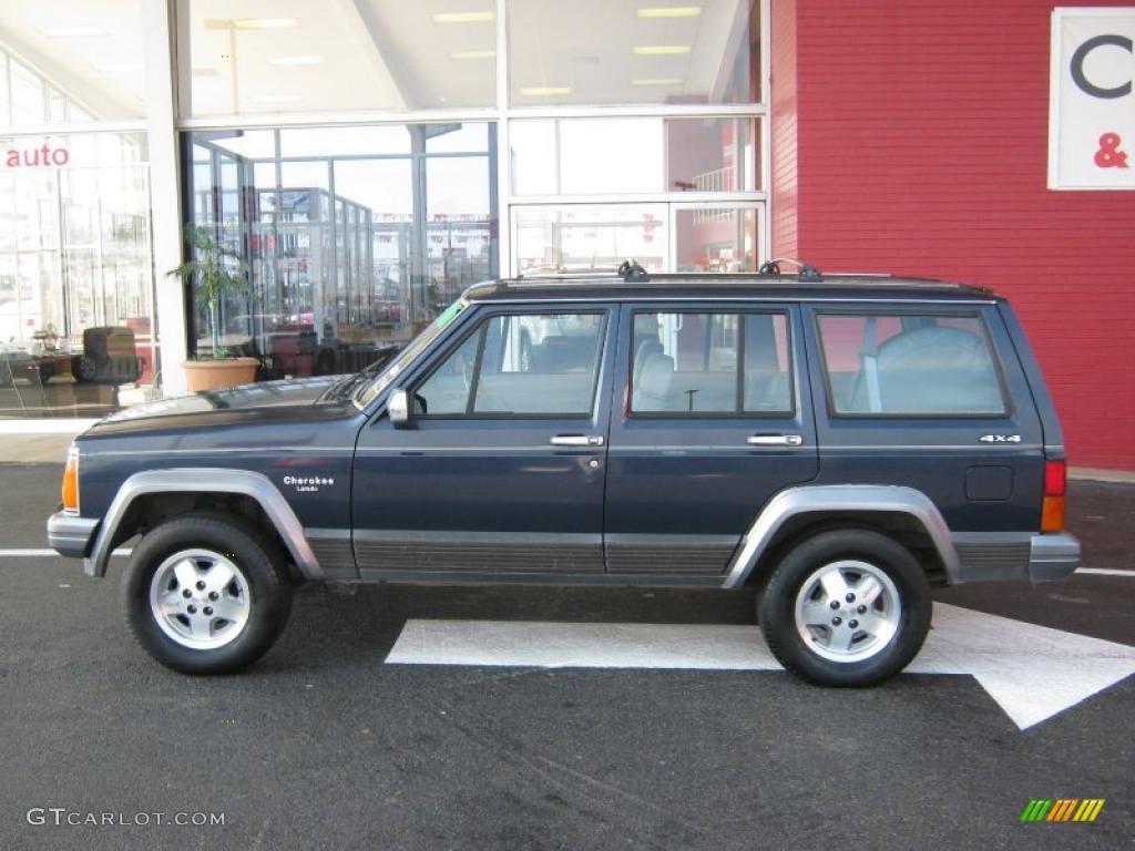 Jeep Cherokee Xj >> 1991 JEEP CHEROKEE - Image #7