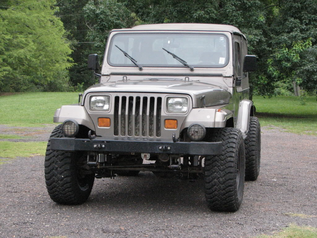 1991 Jeep Wrangler Information And Photos Zombiedrive
