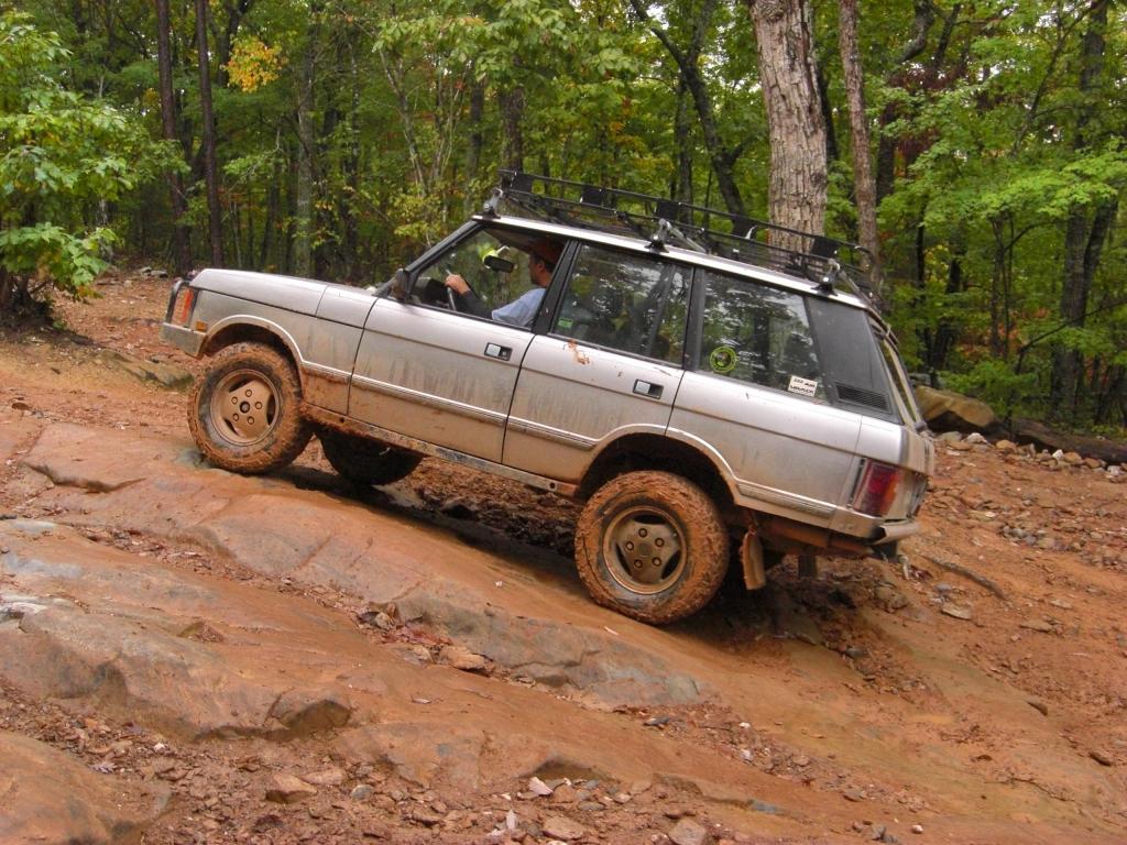 Range Rover Classic >> 1991 LAND ROVER RANGE ROVER - Image #9