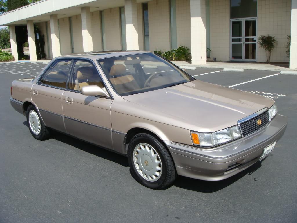 1991 lexus es 250 image 8