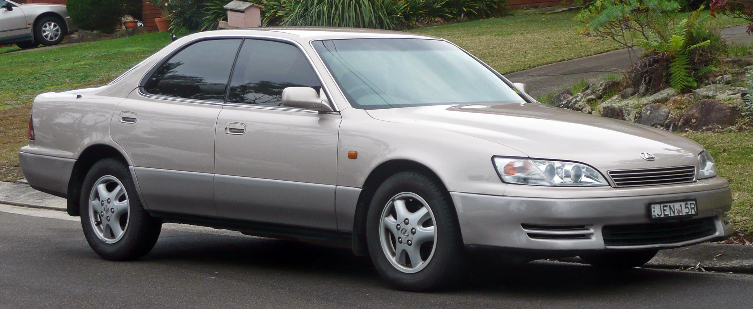 1991 Lexus Es 250 Image 2
