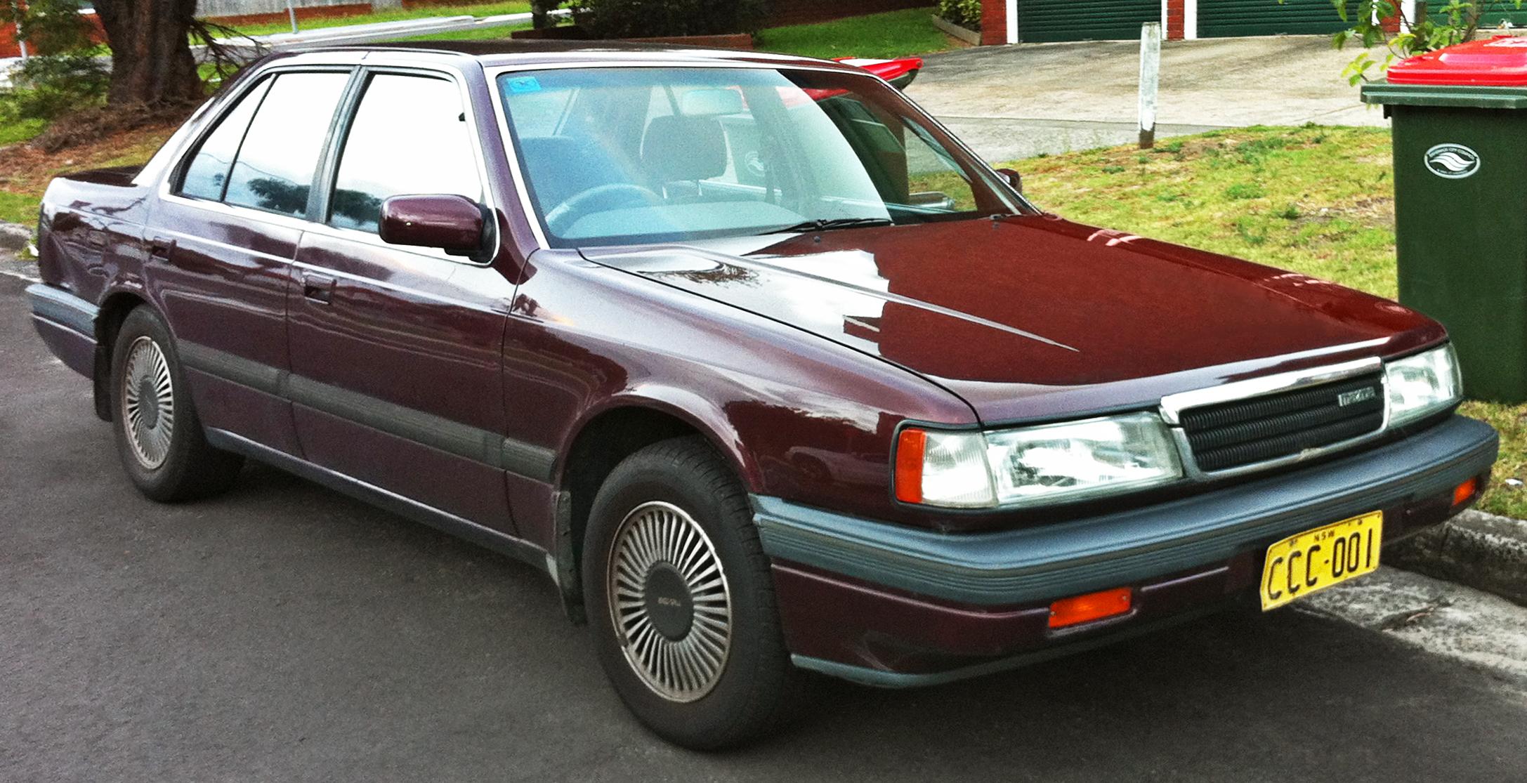 Mazda For Sale >> 1991 MAZDA 929 - Image #1