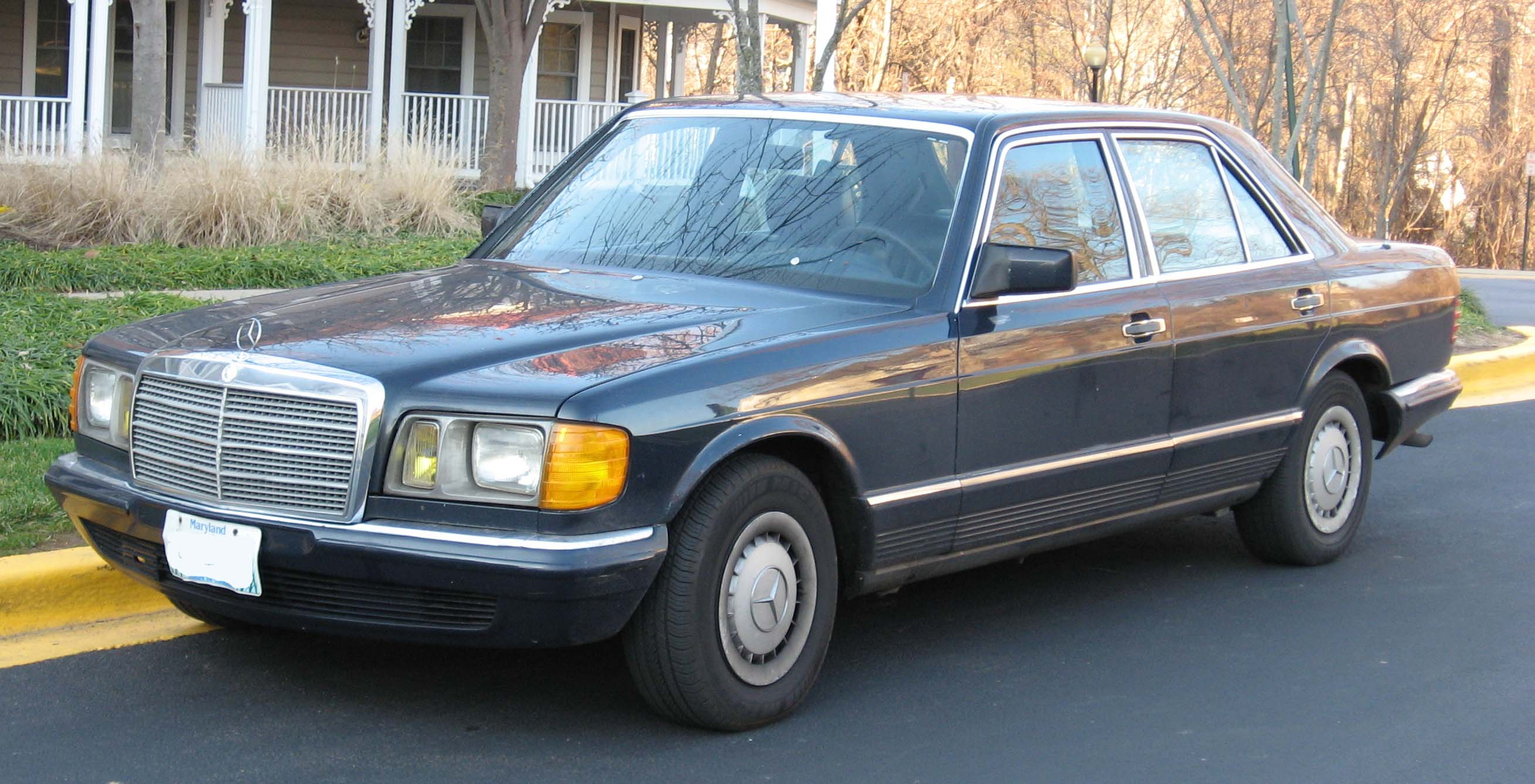 1991 Mercedes Benz 500 Class Information And Photos Zombiedrive 1987 Jeep Cherokee Fuse Box Location 10
