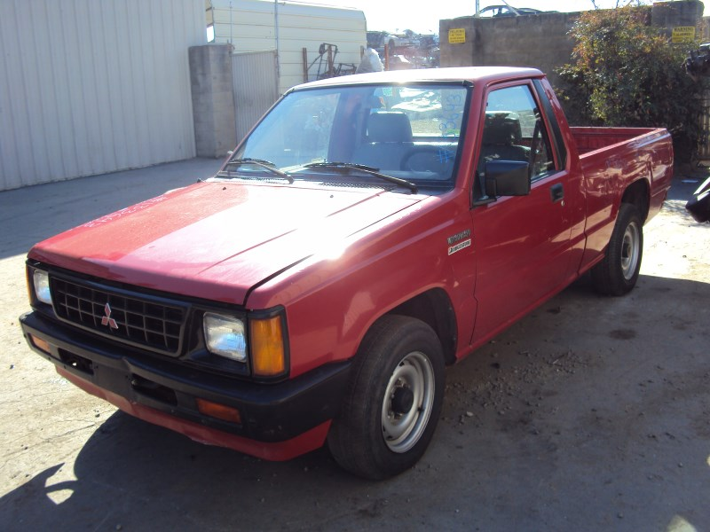Mitsubishi Mighty Max Pickup #4