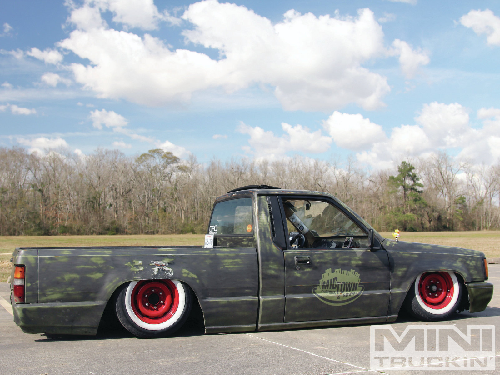 Mitsubishi Mighty Max Pickup #1