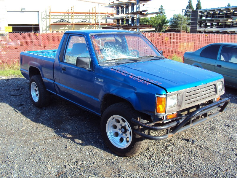 Mitsubishi Mighty Max Pickup #5