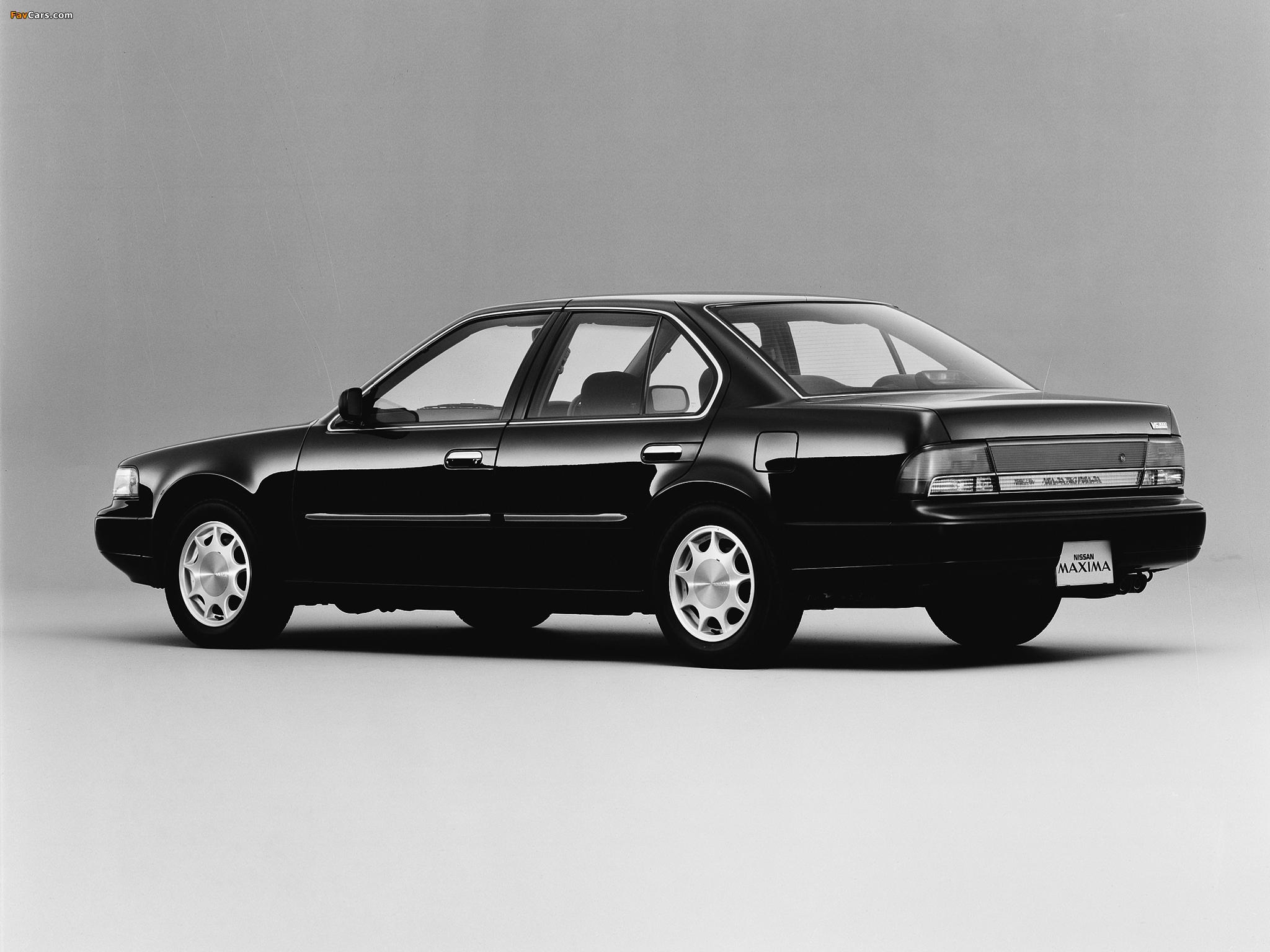 nissan maxima 3.0 1991