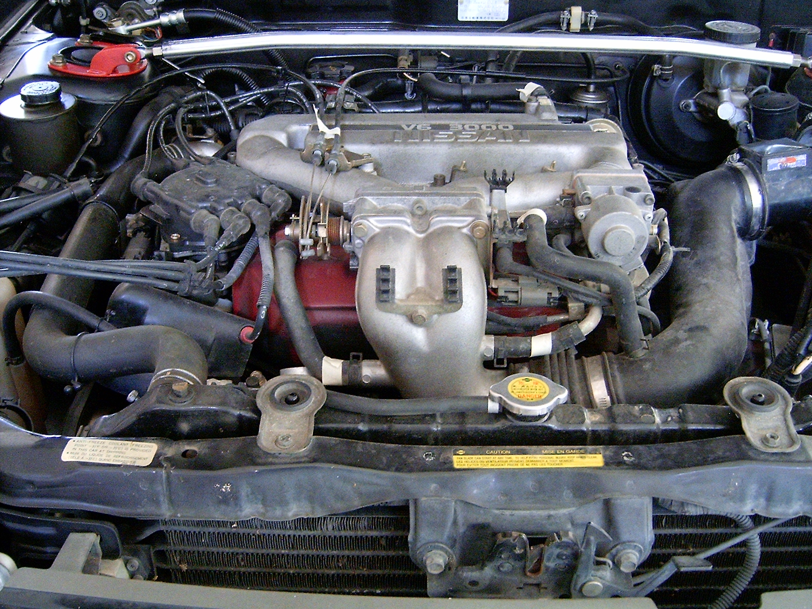 1991 nissan maxima information and photos zombiedrive 1991 nissan maxima 9 nissan maxima 9