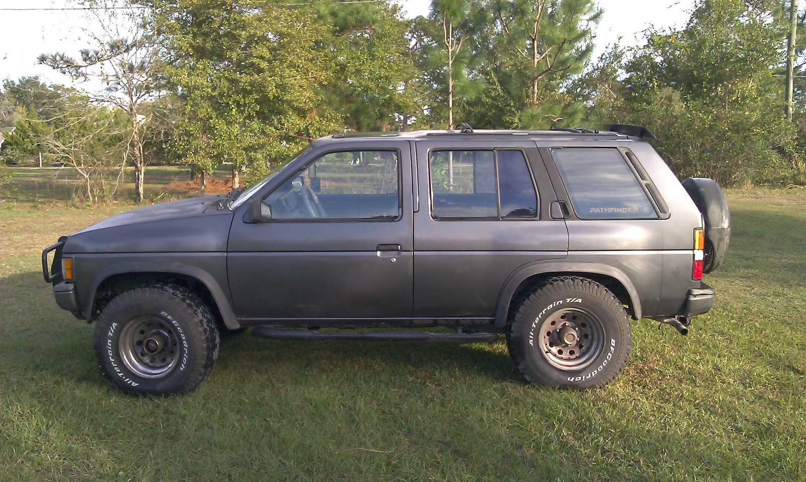 Nissan Pathfinder Lifted Upcomingcarshq Com
