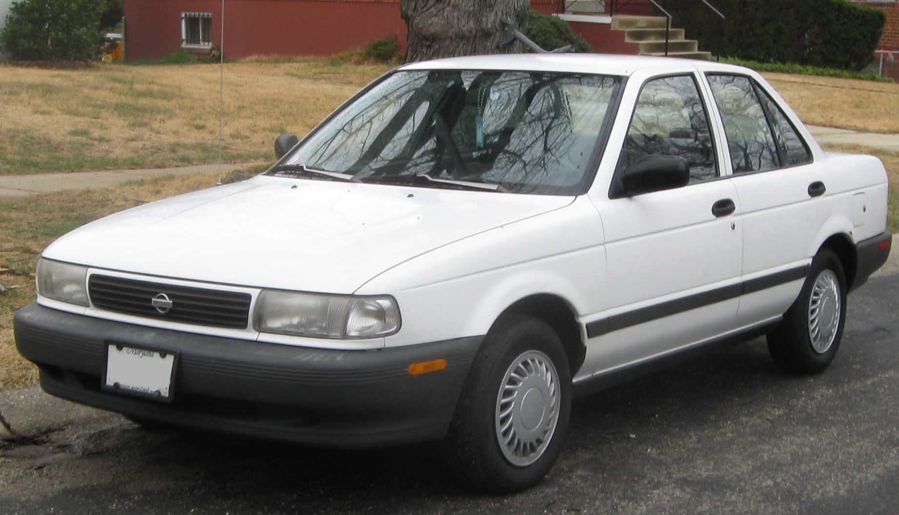1991 Nissan Sentra Information And Photos Zombiedrive Stanza Engine Diagram 6