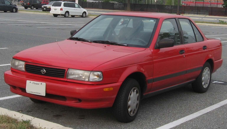 1991 Nissan Sentra #3 Nissan Sentra #3