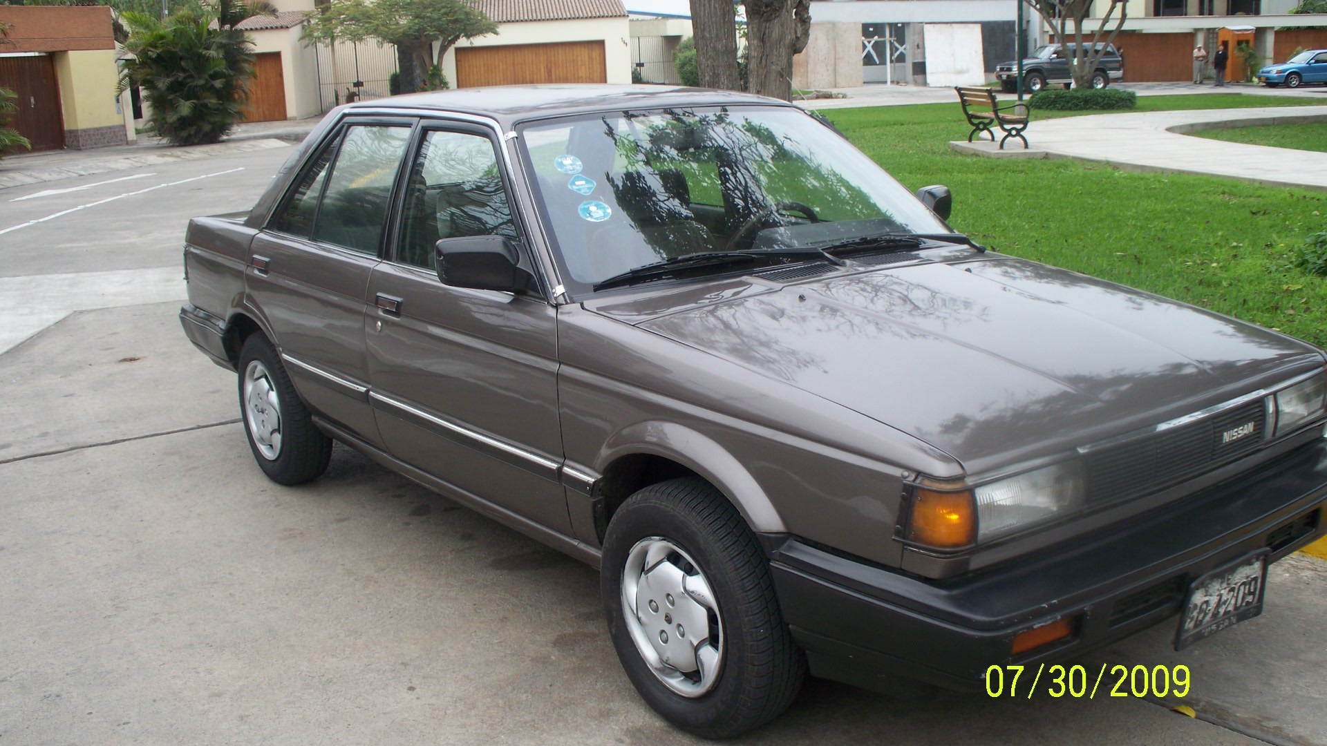 1991 Nissan Sentra - Information and photos - ZombieDrive